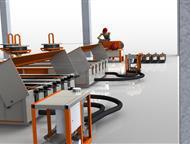 Технологическая линия по производству световых опор св Производственное предприятие Интэк производит и поставляет технологические линии под ключ для, Баймак - Строительные материалы