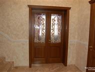 Барнаул: Двери деревянные с остеклением на заказ в Барнауле Мы делаем двери из натурального дерева; сосны, бука, ясеня, дуба по любым нестандартным размерам!