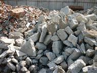 Бой бетона, бой кирпича грунт, дресва Продам бой бетона, кирпича мелкий хороший чистый без строительного мусора и арматуры! Доставка в кратчайшие срок, Екатеринбург - Строительные материалы