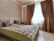 3 комнатная в солнечном на ФМР 3 ком. кв. в ЖК Солнечный, 2 изолированные комнаты, кухня-гостиная, 2 балкона (один балкон витражное остекление, второй, Краснодар - Продажа квартир
