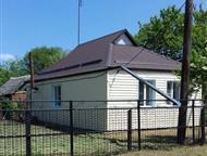 Краснодар: Дом 68 м? на участке 11, 5 сот Продается дом в ст. Старомышастовской, Динской р-он (25 км от Краснодара). Площадь дома 68 кв. м, участок 11, 5 соток.