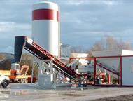 Краснодар: Шведские бетонные заводы, БСУ, РБУ (стационарные и мобильные) Шведская компания Sumab предлагает бетонные заводы, бетонные узлы и установки, РБУ и Б
