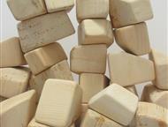 Кривые деревянные кубики Кубики имеют тройную шлифовку. Пропитаны финским воском. Изготовляются из кедра, сосны, черемухи, березы, рябины, осины, ольх, Красноярск - Детские игрушки