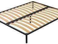 Новосибирск: Продаем кровати под ортопедические матрасы Предлагаем Вам приобрести основание ортопедическое (кровать) в розницу по оптовой цене.   Односпальные 2300