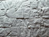 Декоративный камень Мы производим искусственный камень из гипса под кирпич, имитация скалистых пород, под доломит и многие другие аналоги натурального, Новосибирск - Отделочные материалы