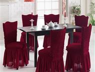 Универсальные чехлы для дивана, кресел и стульев Комфортный Дом - интернет-магазин, где каждый найдет для себя необходимый текстиль по доступной цене , Санкт-Петербург - Другие предметы интерьера