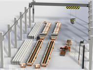 Владивосток: Линия по производству свай квадратного сечения Железобетонные сваи квадратного сечения используются в строительстве сооружений различного назначения –